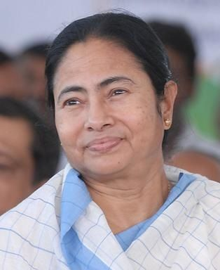 2000s. Mamata Banerjee (1955) is an Indian politician who has been Chief Minister of West Bengal since 2011. She is the first woman to hold the office. Banerjee founded the party All India Trinamool Congress (AITMC or TMC) in 1997.  https://en.wikipedia.org/wiki/Mamata_Banerjee http://www.dailymail.co.uk/indiahome/indianews/article-4071842/How-Mamata-tore-secular-fabric-Bengal-shreds.html http://zeenews.india.com/tags/mamata-banerjee.html