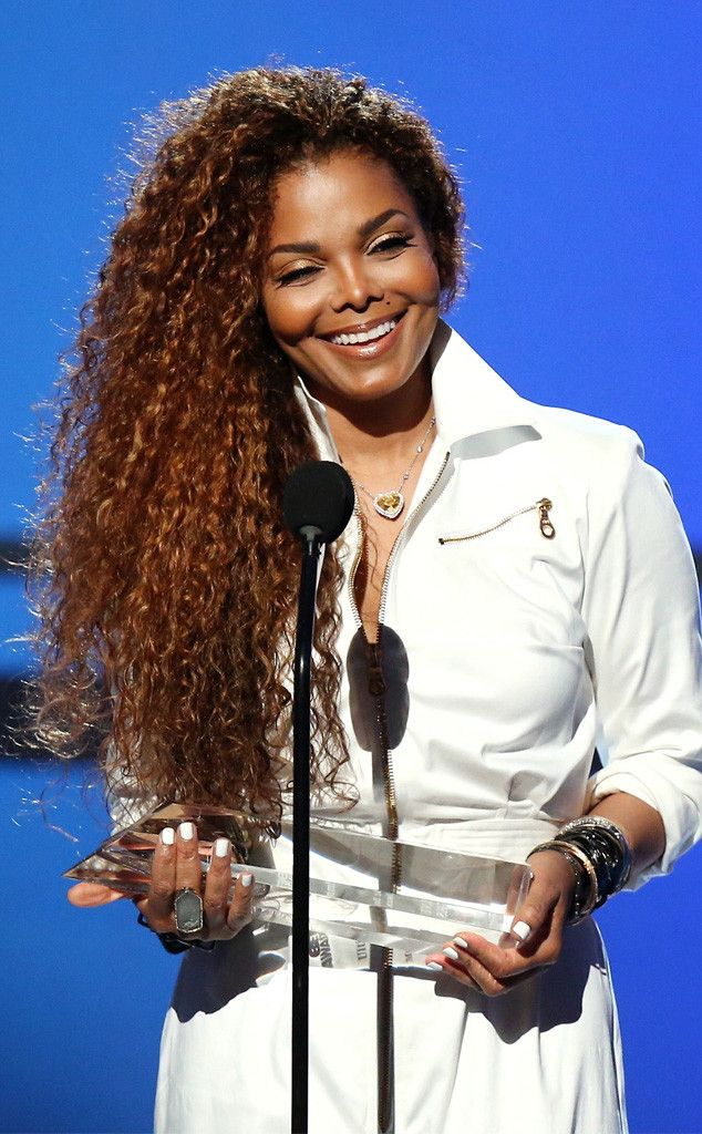"News/Janet Jackson Makes Triumphant Return to the Stage at 2015 BET Awards: ""I've Missed You So Much"" Janet Jackson, 2015 BET Awards"