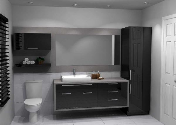 19 best salle de bain images on Pinterest Bathroom, Bathrooms and - prise de courant dans salle de bain