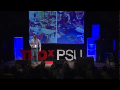 """Dr. Joseph Valente on Ted.com He is the author of the autobiographical novel and autoethnography, """"d/Deaf and d/Dumb: A Portrait of a Deaf Kid as a Young Superhero,"""" published by Peter Lang. Currently, Joe is the co-principal investigator of the video ethnography project """"Kindergartens for the Deaf in Three Countries: Japan, France and the United States,"""" funded by the Spencer Foundation."""