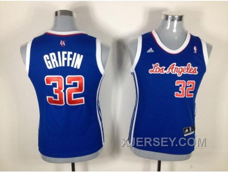 http://www.xjersey.com/women-nba-los-angeles-clippers-32-griffin-blue-new.html WOMEN NBA LOS ANGELES CLIPPERS #32 GRIFFIN BLUE NEW Only $34.00 , Free Shipping!