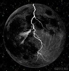 "Cosmic Weather: Full ""Thunder"" Moon in Capricorn - 7/19/16"