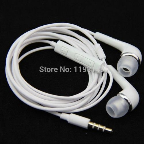 EJ1 Headphones Earphones Headsets For Samsung GALAXY SII S2 SIII S3 S4 Ace N7100 S5830i Free Shipping by(China Post Air Mail)