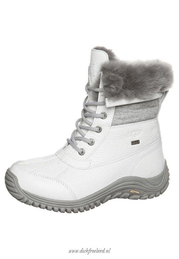 Uggs Sale ADIRONDACK -Voor Dames Winter laarzen - 109 wit korting