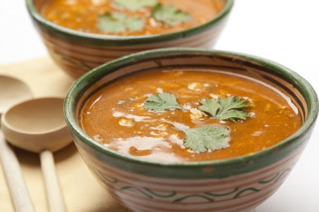 Soupe marocaine (harira