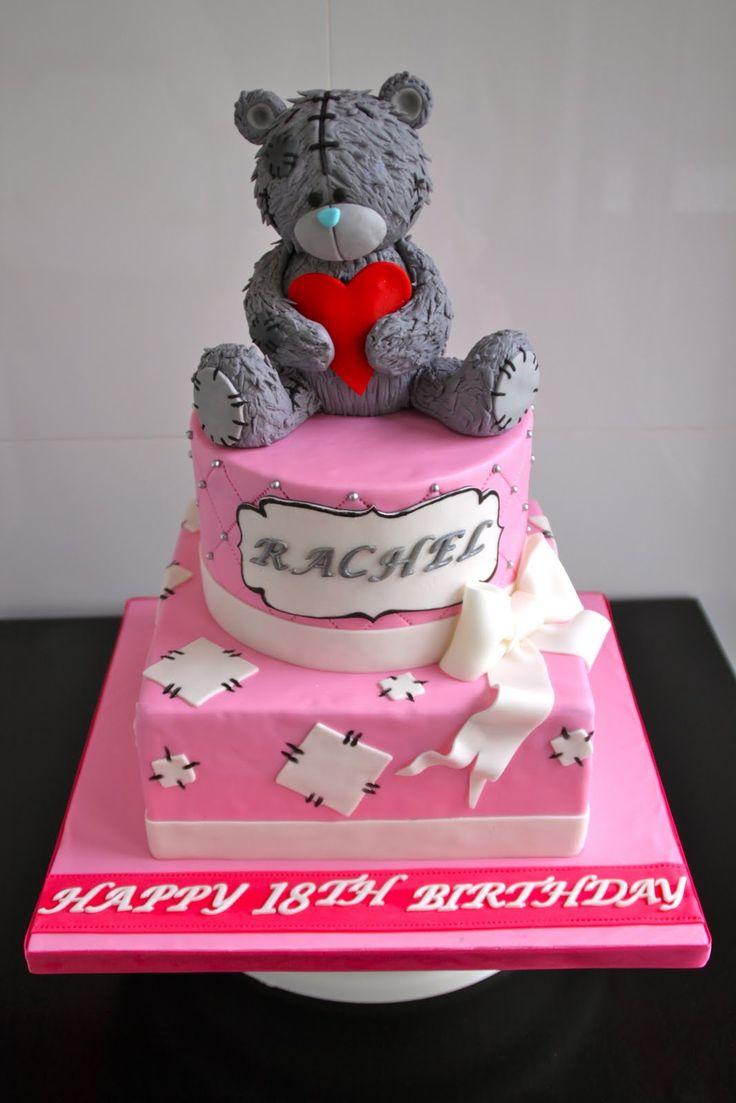Celebrate with Cake!: Tatty Teddy Cake