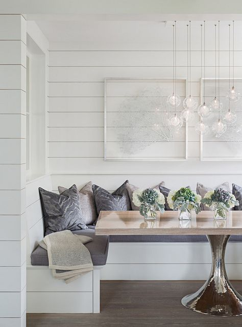 25+ Plank Wall Inspiration's - Two Thirty-Five Designs