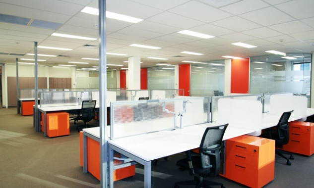 Office fit out - Thoughtworks - Charter Build » Charter Build