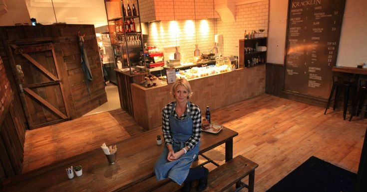 Family business Kracklin in city centre is already winning fans with its Italian street food and slow-cook salt beef