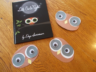 Owls from Like Mama ~ Like Daughter
