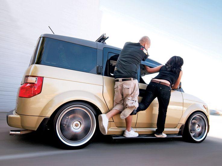 All Terrain Tires Honda Element >> Honda Element | Moving Objects | Pinterest | Honda and Honda element