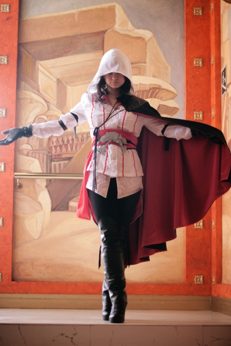 Assassin's Creed cosplay.... this looks absolutely amazing.