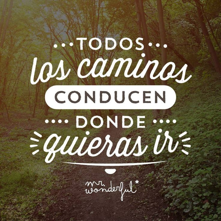 ¿Dónde nos vamos? #mrwonderfulshop #motivational #quotes