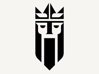 Poseidon symbol joshbrill dribbble2