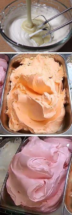 Realiza una Base para Helados caseros con solo 2 ingredientes! #basehelados #2 #solo2ingredientes #icecream #ice #eiscreme #crèmeglacée #アイスクリーム #gelato #helados #receta #recipe #nestlecocina #casero #heladitos #cocina #buddyvalastro #crema #chocolate #oreo Si te gusta dinos HOLA y dale a Me Gusta MIREN …