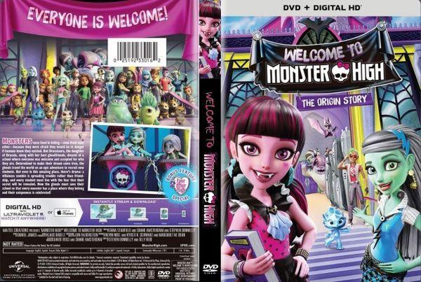 Monster High: Welcome To Monster High  Latino Inglés  Monster High: Welcome To Monster High DVDR | NTSC | VIDEO_TS | 4.14 GB | Audio: Español Latino 5.1 Inglés 5.1 | Subtítulos: Español Latino Inglés Francés | Menú: Si | Extras: Si  Título original: Monster High: Welcome To Monster High Otros títulos: Monster High: Bienvenidos A Mosnter High Año: 2016 Duración: 72 min. País: Estados Unidos Director: Stephen Donnelly Olly Reid Jun Falkenstein Guión: Shane Amsterdam Stephen Donnelly Dana…
