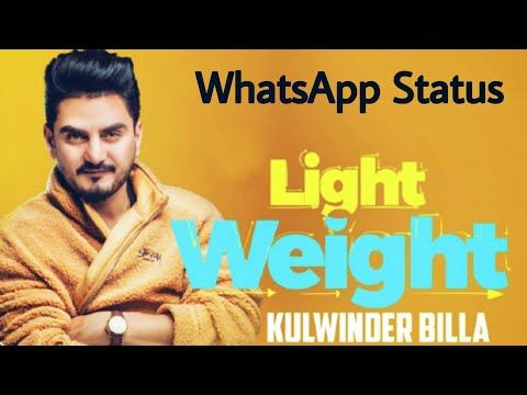 light weight Whatsapp status | Rexter | Sound song, Lyrics, Sound clips