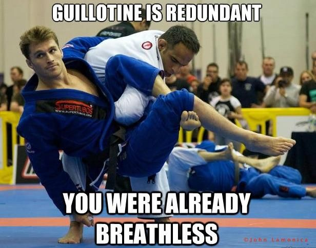 Are we doing ridiculously photogenic guy again? BJJ legend Clark Gracie...