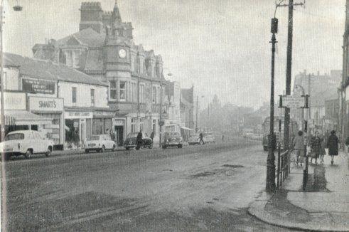 Front Street Stanley Co. Durham 1965