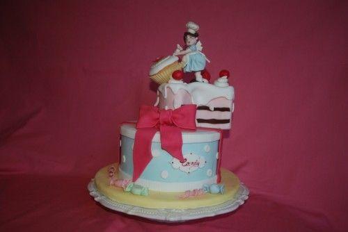 Tutorial: come realizzare Candy Cake