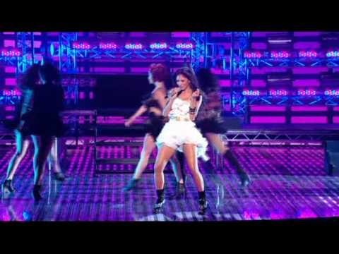 Nicole Scherzinger - Right There - Britain's Got Talent 2011 HD