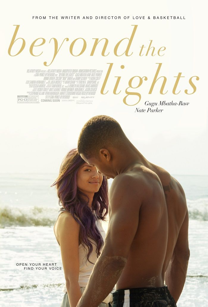 Gugu Mbatha-Raw & Nate Parker Spice Up the First Poster for Gina Prince-Bythewood's 'Beyond the Lights'