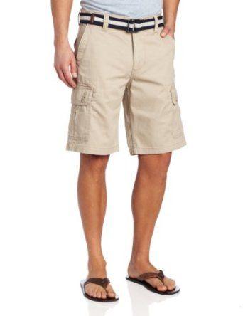 U.S. Polo Assn. Men's Twill Cargo Short, Thompson Khaki, 32 U.S. Polo Assn.. $25.99