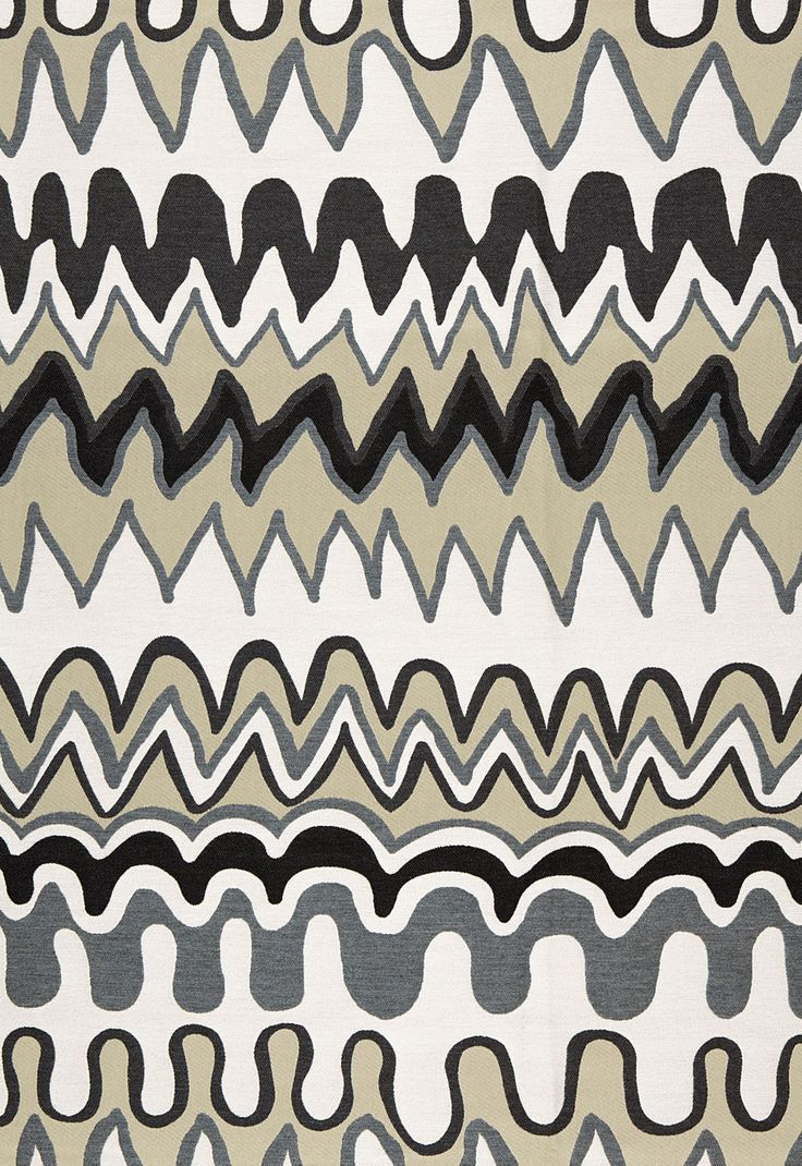 Discount outdoor fabric by the yard - Zig Zag Weave Black Sea Schumacher Fabrics Entire Collection Of Drapery And Upholstery Fabric Offered Online By The Yard At Unbeatable Discount Prices