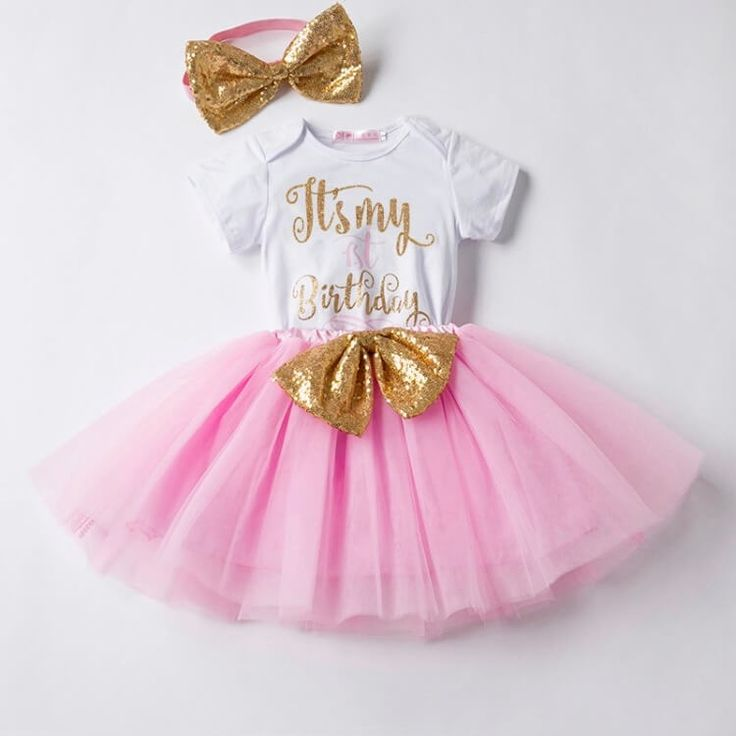 Itty Bitty 1st Birthday Baby Pink Tutu Set | £17.95 VIEW MORE ️ https://www.ittybitty.co.uk/product/itty-bitty-1st-birthday-baby-pink-tutu-set/ PayPal or Credit/Debit card Secure website International shipping #dad #mother #moms #babygirl #weightloss #blogger #happy #mum #father #daughter #birthday #babygirl