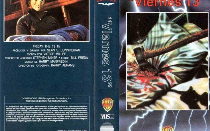 #Viernes13 #80s #Recuerdosdelos80s #Ochentas #Ochentoso #Movie #TerrorFilm