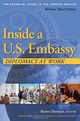 A discussion of united states foreign service