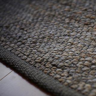 Jani Orta Grey Jute Area Rug 8 X 10 By Jani Great