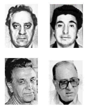Jasper Campise, John Gattuso, Sam Carlisi and John DiFronzo - arranged the failed Eto Hit