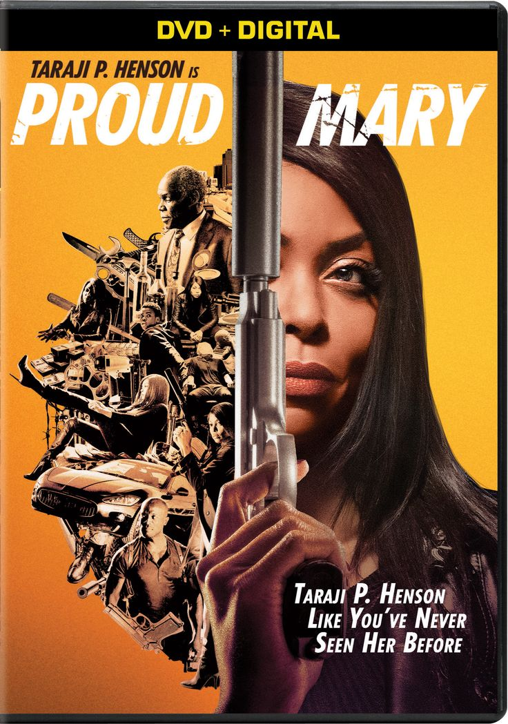 Proud Mary (DVD / Digital) (With images) About time