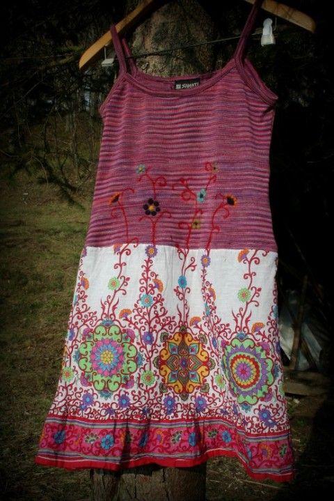 Simira - Recy šaty ,,Hurááá jaro,, - bozenta