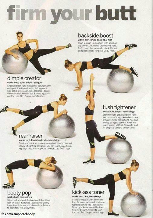 Exercise Ball  Workout - I found a really good site on the Best price on Yamuna Body Rolling Balls visit www.yamunabodyrolling.org   Hope that helps save some money  ;)