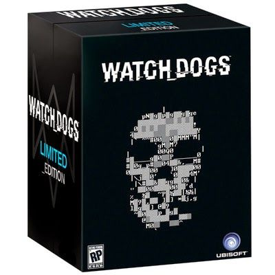 Watch_Dogs - Unboxin edicion limitada