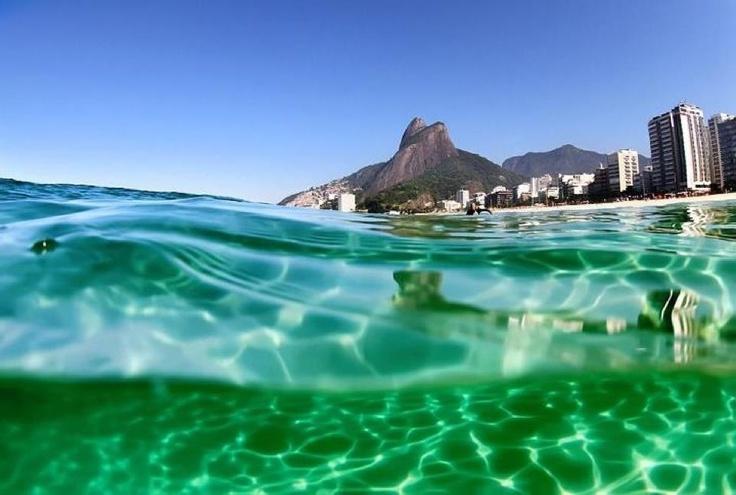 Minha cidade, minha paixão ;): Water, Fabio Minduim, Beaches, Brazil, Good Morning, Color, Rio De Janeiro, Beautiful, March