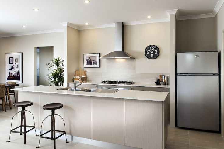 Homebuyers Centre - Liberty Display Home Kitchen