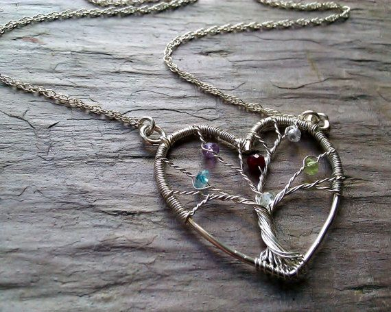 family tree necklace! love this!
