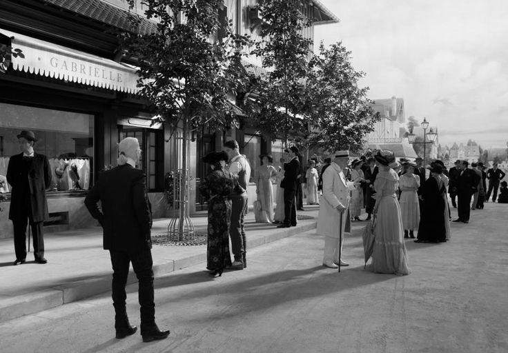 """na planie filmu """"Coco Chanel"""""""
