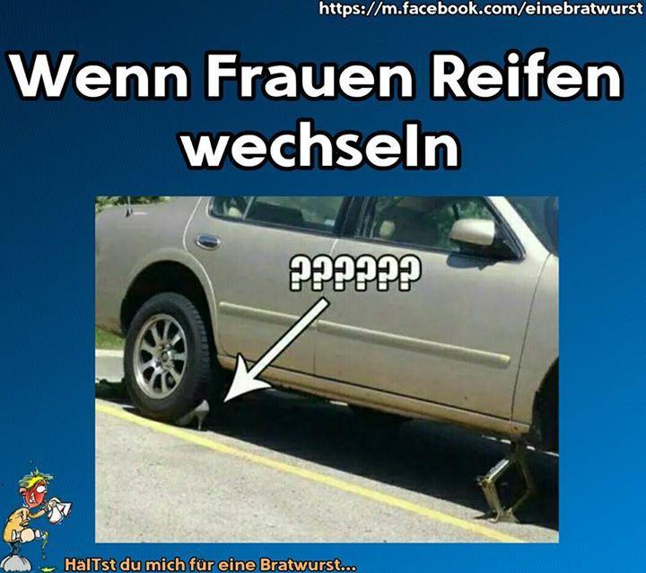 funpot: Wenn Frauen Reifen wechseln.jpg von Nogula