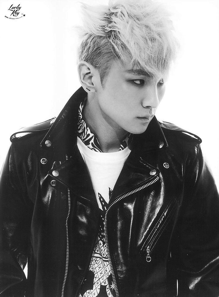 SHINee Key. One of the most stylish male Kpop idols.