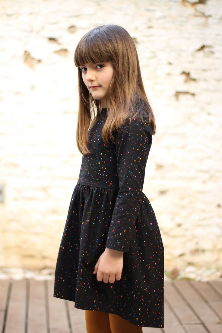 MOTORETA Confetti Dress  #AW14 The Kids Are Alright  #lookbook   www.motoreta.es