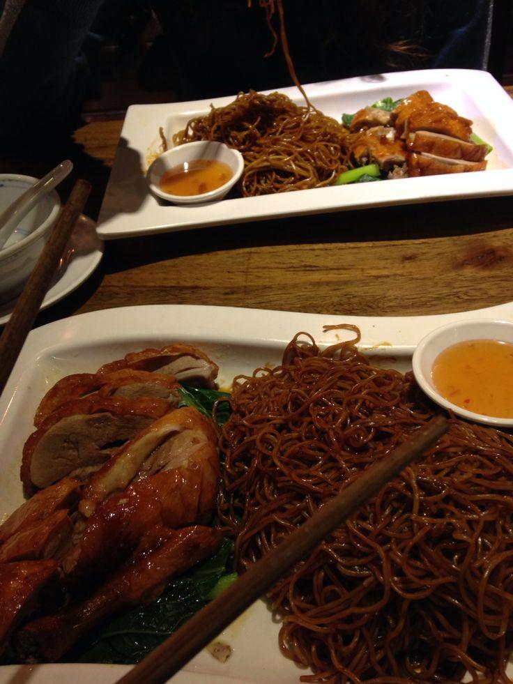 The Hong Kong Cuisine