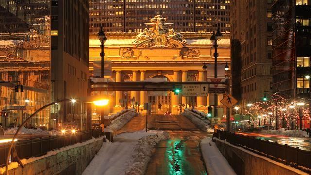 New York City from James Ogle