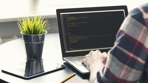 A complete Python Programming course with live practical examples.