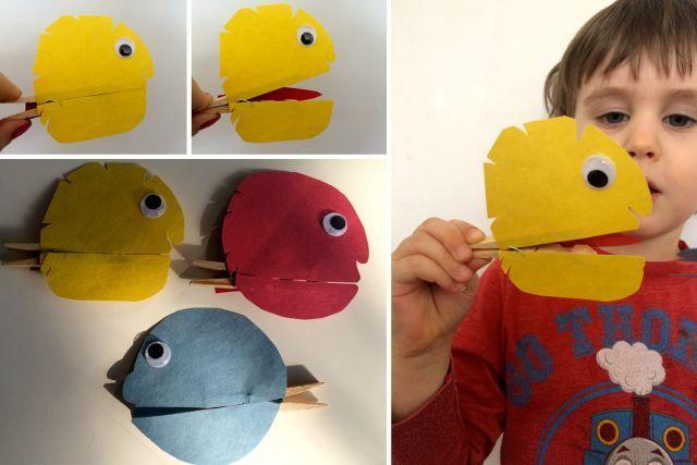 Fabriquer des #marionnettes