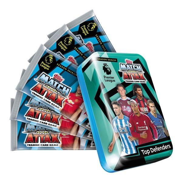 2020 Mega Tin Card List.Superb Match Attax 2018 2019 Mega Tin Assortment Now At