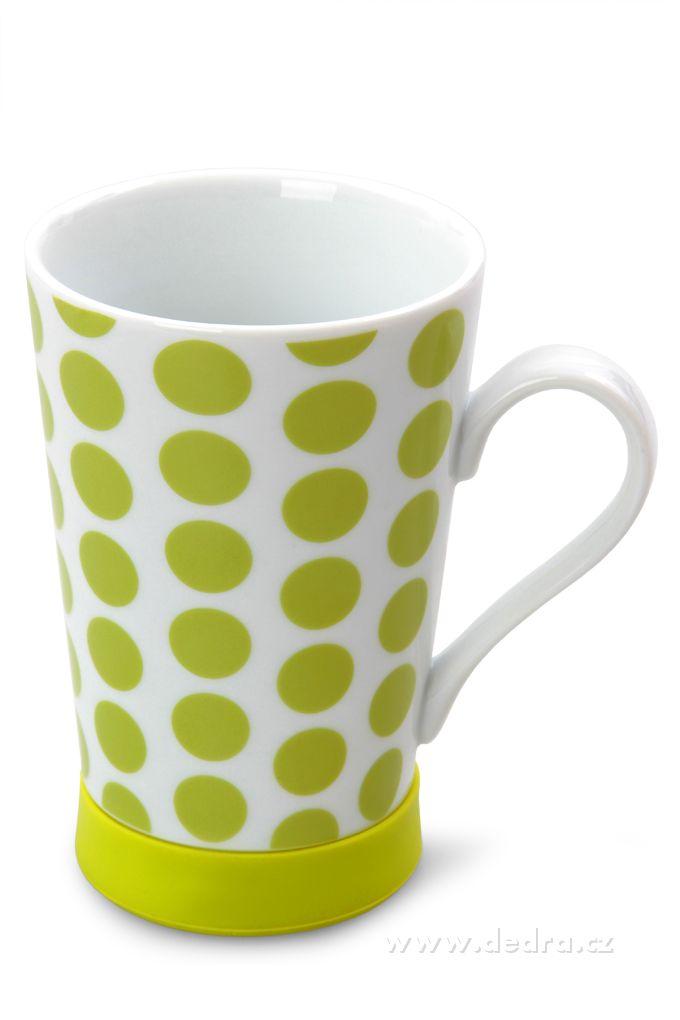 Dedra - Vysoký porcelánový hrnek 330 ml | Dedra